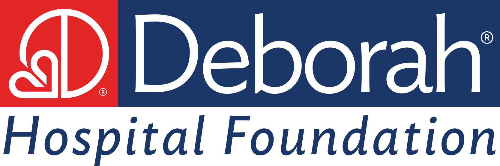 official Deborah Foundation Logo 300 dpi horizontal